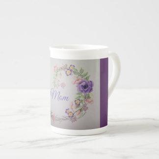 Purple Mom Coffee Cup
