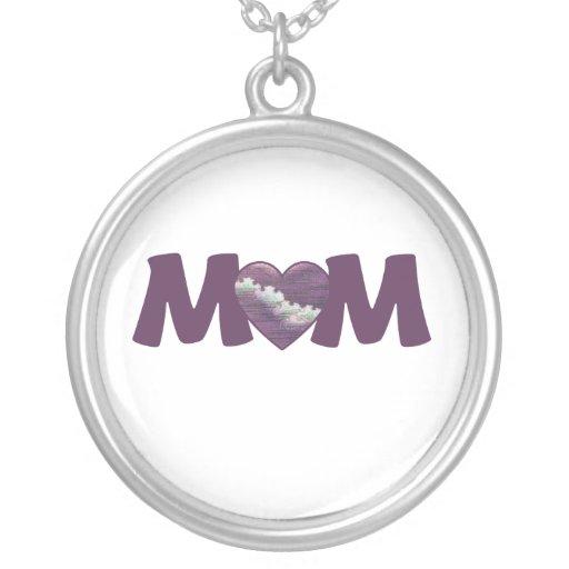 Purple MOM Custom Jewelry