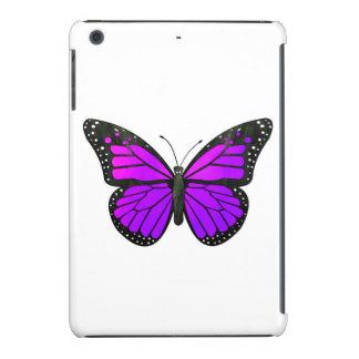 Purple Monarch Butterfly iPad Mini Case