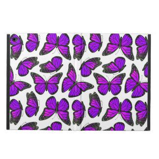 Purple Monarch Butterfly Pattern