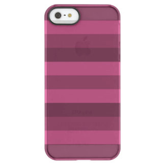 Purple Monochrome Permafrost® iPhone SE/5/5s Case