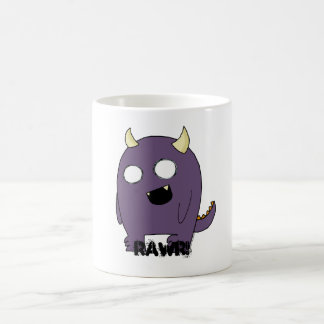 Purple Monster Mugs