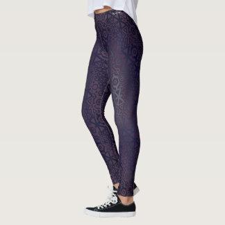 Purple Moods Leggings