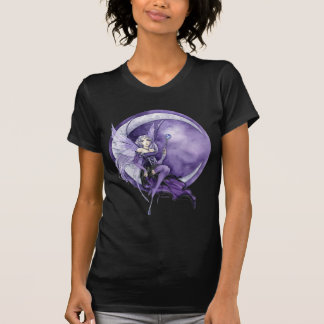 Purple Moon Gothic Anime Fairy shirt