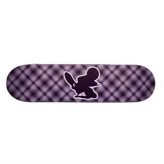 Purple Motocross Whip Skateboards