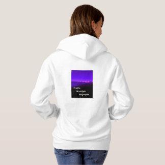 Purple Mountain Majesties Hoodie