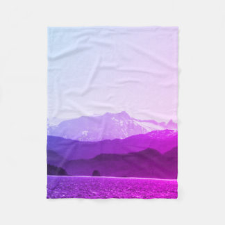 Purple Mountains Blanket