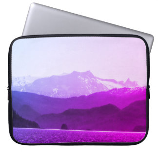 Purple Mountains Laptop Sleeve