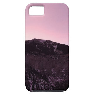 Purple mountains majesty case for the iPhone 5