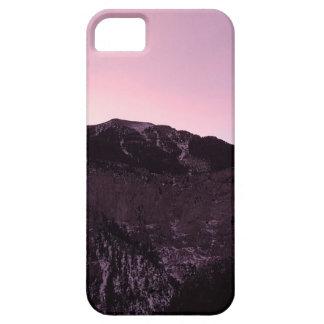 Purple mountains majesty iPhone 5 case