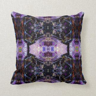 Purple Natarajasana Dancer Yoga Pillow Deprise
