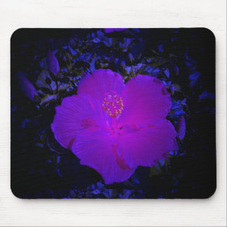 Purple Neon Mousepad