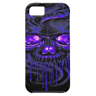 Purple Nerpul Skeletons iPhone 5 Cases
