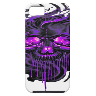 Purple Nerpul Skeletons PNG iPhone 5 Cover