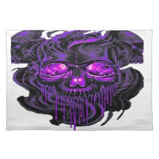 Purple Nerpul Skeletons PNG Placemat
