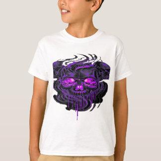 Purple Nerpul Skeletons PNG T-Shirt