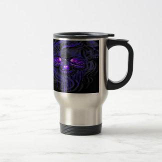 Purple Nerpul Skeletons Travel Mug