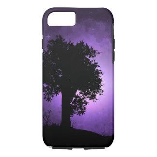 Purple Night Haze iPhone 7 Case