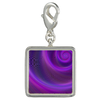 Purple night storm
