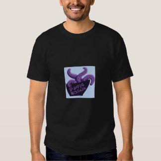 Purple Noodle Tee for Men