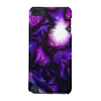 Purple Nova iPod Touch 5G Case