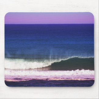 Purple Ocean Collection Mouse Pad