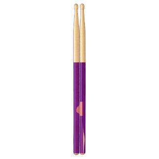 Purple Ocean Drumsticks