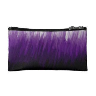 Purple Ocean Makeup Bags