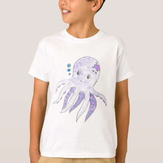 Purple Oct Collections pieces T-Shirt
