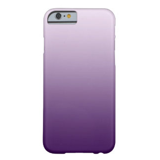 Purple Ombre iPhone 6 case