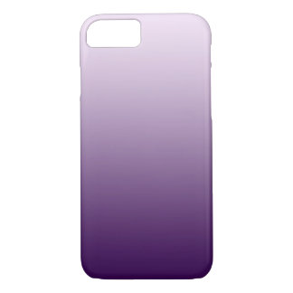 Purple Ombre iPhone 7 case