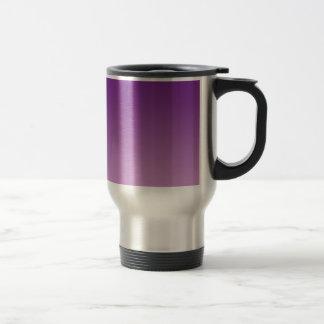 Purple Ombre Travel Mug