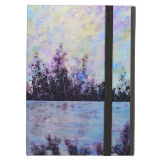 Purple one - ipad air cover by Jane Howarth