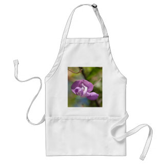 Purple Orchid Tree Flower Aprons