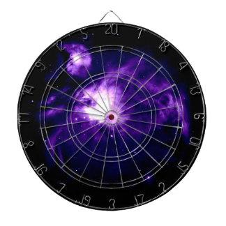 Purple Orion Nebula : Galaxy Dartboard