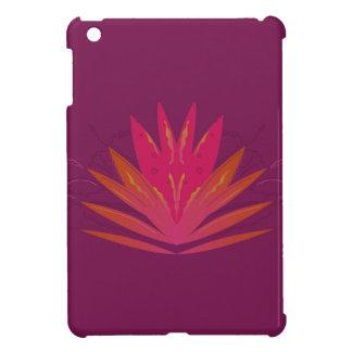 Purple ornaments luxury cover for the iPad mini