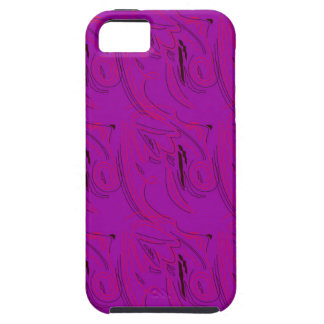 Purple ornaments / shop iPhone 5 covers