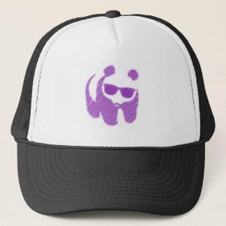 Purple Panda Hat