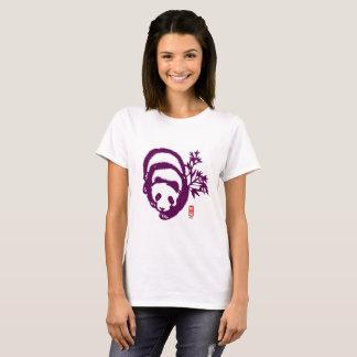 Purple Panda T-Shirt