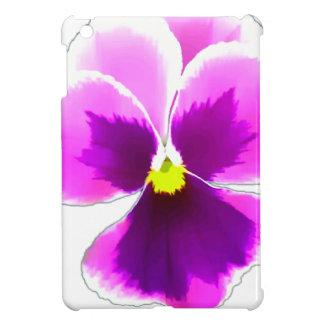 Purple Pansy Flower 201711 iPad Mini Cases