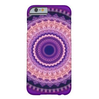 Purple Paradise Mandala iPhone 6 case