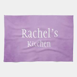 Purple Parchment beauty Tea Towel