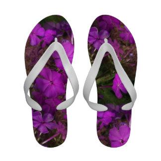 Purple Passion Flip Flops