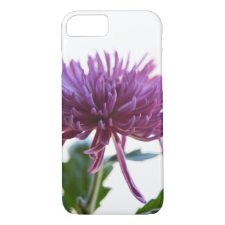 Purple Passion Flower iPhone 8/7, Phone Case