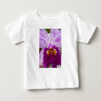 Purple Passion Orchid Baby T-Shirt