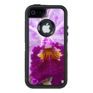 Purple Passion Orchid OtterBox Defender iPhone Case