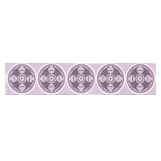 Purple Passion Short Table Runner