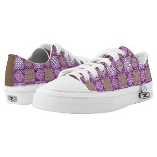 Purple Patch Low Top Shoes