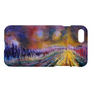 Purple Path iPhone 8/7 Case