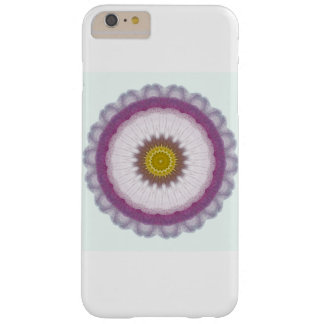 Purple Peace Mandala Barely There iPhone 6 Plus Case